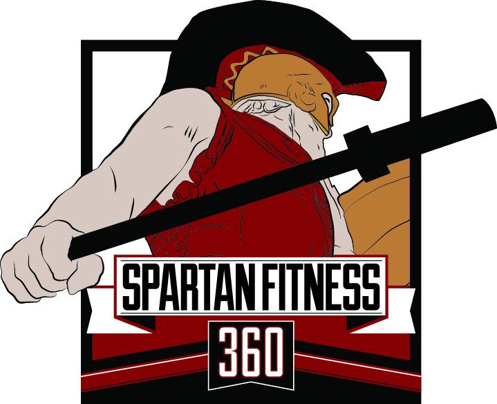 Spartan Fitness 360 Logo